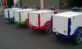 Ice cream bicycles for sale
