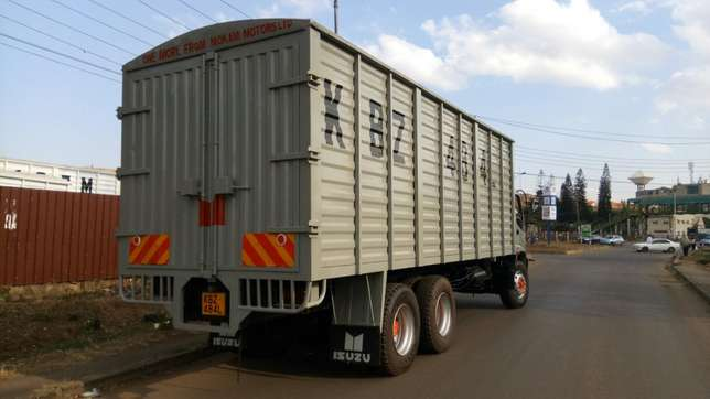 ISUZU FVZ KBZ 2014Model,very clean and in Good condition!! Parklands - image 4