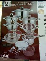 German Stainless Steel, non stick very high quality Sufuria.