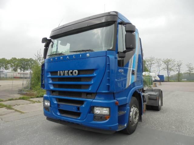 Iveco STRALIS 450 RETARDER - 2010