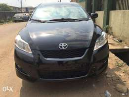 Super Clean Toyota Matrix 2011 available for just N3.650m Only