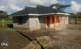 a 4 bedroom all en suite bungalow for sale in Ongata Rongai.