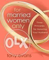 For Married women book