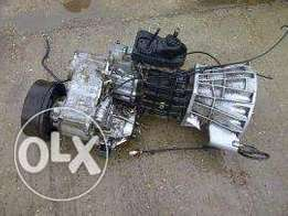 Land Rover Defender 300tdi Gearbox