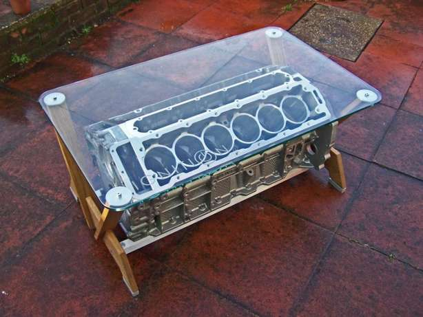 Motor-block coffee tables Umoja - image 2