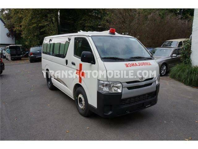 Toyota Hiace STANDARD ROOF - EXPORT OUT EU TROPICAL VE - 2019