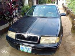 Skoda car for sale at a give away price