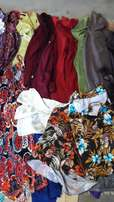 Bags of Womens clothing ,shoes ,kitchenware ,bags