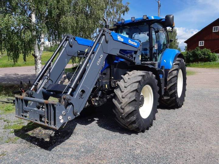 New Holland T 7.185 - 2013