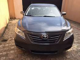 Toyota Camry 2007 model tokunbo 07