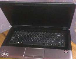 used hp laptop with 4gb ram 320gb hd,intel processor 15.6 screen model