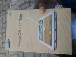 Brand new samsung NOTE tablet 8.0