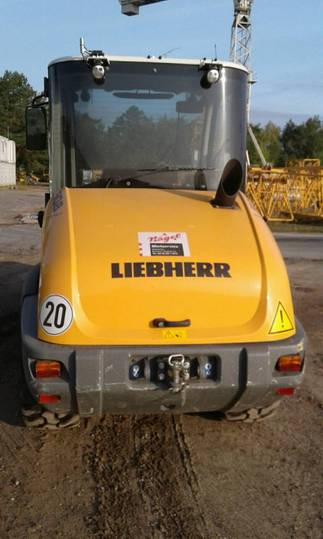 Liebherr L 508compact - 2017 - image 3