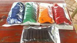 Golf Iron Covers various colours.