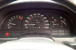 Opel Astra cluster