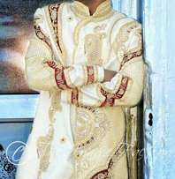 Indian Wedding Outfits - Bride and Groom