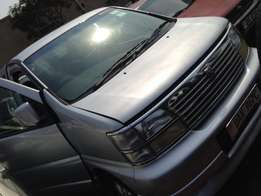 Nissan elgrand on sale