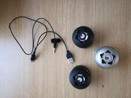 Shox Speakers For Sale As Per Images All 3 For Price All Working