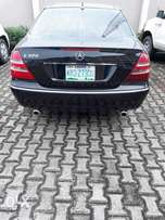 Neatly used Benz E320