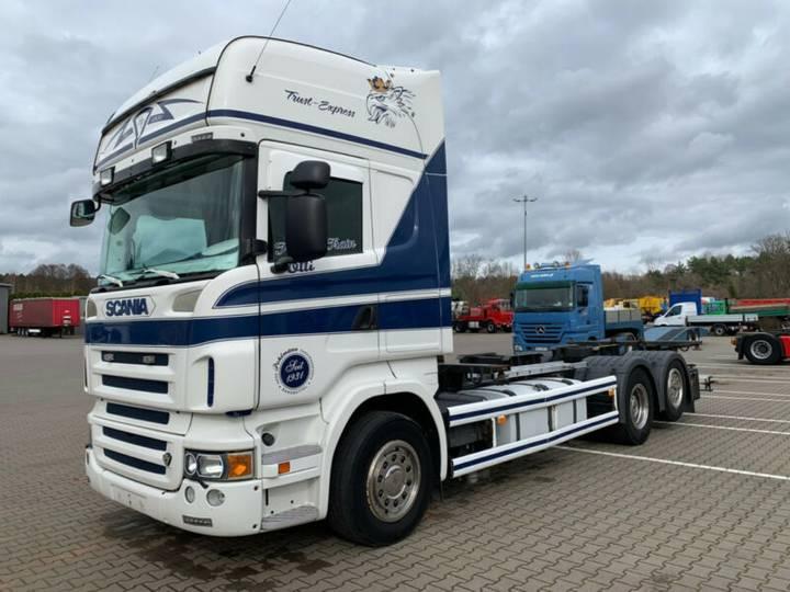 Scania R500 6x2 E5 5,85m Liftachse Kupplung - 2009
