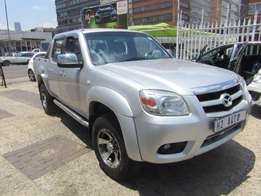 2010 Mazda Drifter Bt-50 2.5i Sl 4x4 P/u S/c for sale in Gauteng