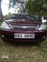 Ultimate ride. Sleek Toyota Allion auto for sale