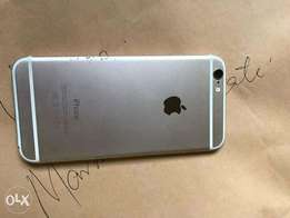 iPhone 6 Gold Color, 16Gb