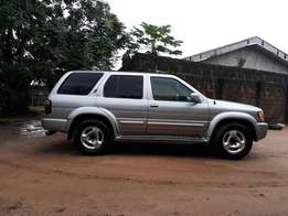 infinity qx4 in good condition with 4wd