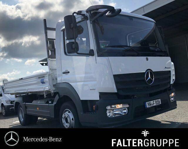 Mercedes-Benz 816 K    4X2   B 05 Tempomatu002FR-CDu002FL-R Sensor - 2019