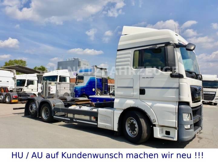 MAN TGX 26.440 XLX BDF EURO 6 RETARDER - 2014