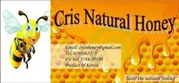 Cris Natural Honey