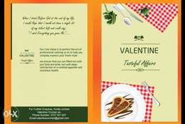 Valentine's Tasteful Affairs(Outside Catering Services & Event planner