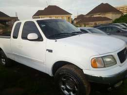Very Clean 2002 Model Ford F150, V6, Auto Gear. For 1.1m only