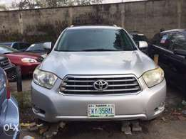Toyota Highlander limited Edition