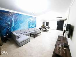 Specious 2bhk fully furnished apartment for rent in Juffair