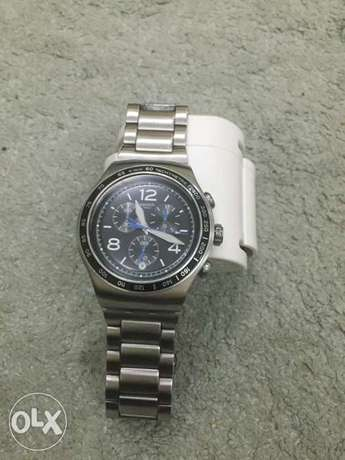 swatch watch in excellent condition original size for adults