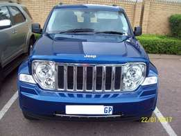 2009 Jeep Cherokee 2.8 CRD Limited Automatic 4X4