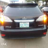Sweet Full Option Lexus Rx350 (2011) #STANDARDautos