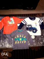 Long sleeve t-shirt for boys (12months)