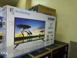"32"" Vision digital LED TV with 2 years warranty."