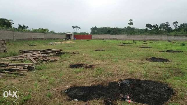 3160 acres land for sale off Lagos Ibadan express way with CofO Lagos Mainland - image 1