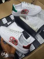Gucci Snake white Sneakers