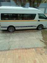 Urgently looking for Toyota quantum's or Hi-ace busses
