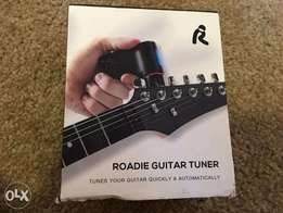 Roadie 1 automatic guitar tuner, like new