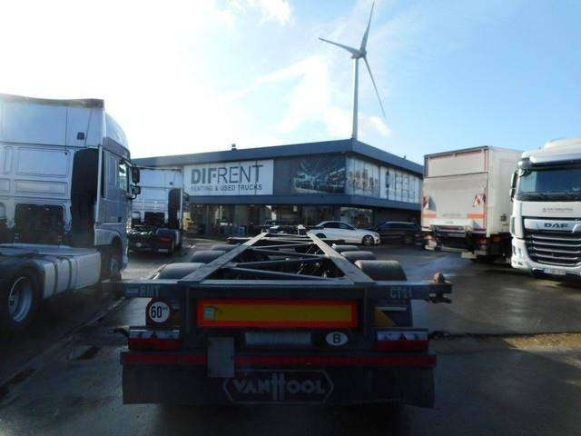 Van Hool containerchassis - 2015