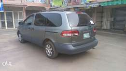 1st Body Give Away Toyota Sienna
