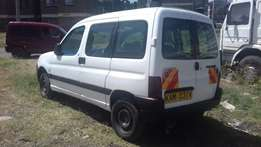 Very Clean Peugeot Partner For Sale