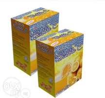 Edmark Bubble C Beverage With Calcium And Vitamin C-Pack Of Two