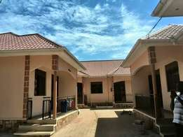 Amazing double selfcontained house for rent in Mengo