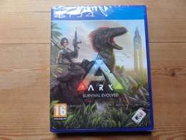 Ark survival evolved new ps4